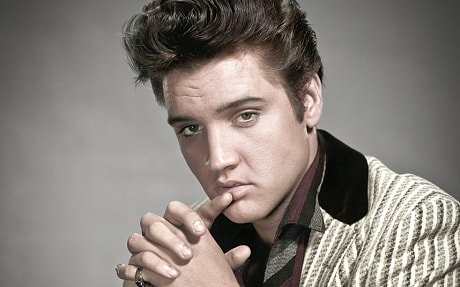 Elvis Presley Most Beautiful Guys of All Time
