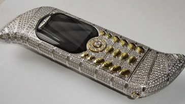 GoldVish Le Million ($1.3million dollar) Expensive Phones