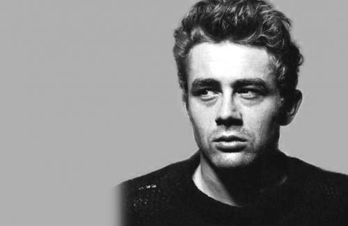 James Dean most beautiful guys of all time