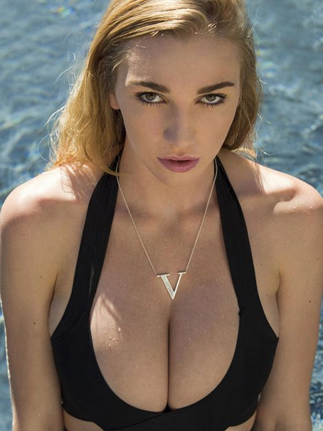 "Notorious ""Library Girl"" Kendra Sunderland now a fully fledged hardcore porn star"