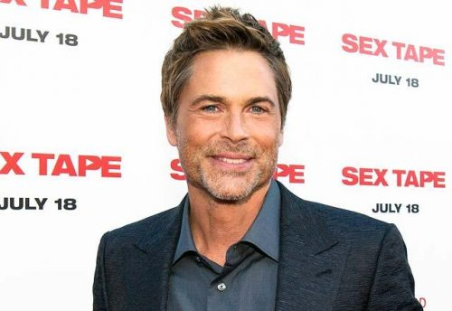Rob Lowe Beautiful Guy of all time