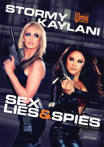 Sex Lies & Spies Best story based porn movies