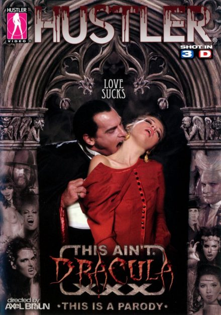 This Ain't Dracula XXX 3D Best story based porn movies