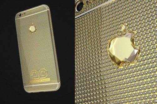 iPhone 6 Amosu Call Of Diamond ($2.5million) Expensive Phones