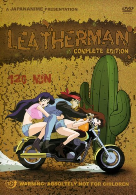Leatherman Complete Edition Best Animated Porn Movies