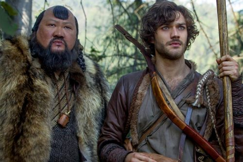 Marco Polo best Netflix original series of 2017