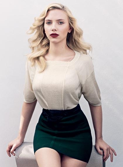 Scarlett Johansson Hot Pic no 14