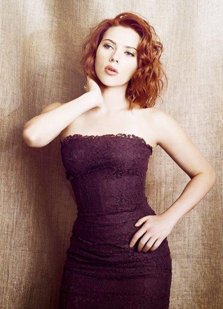 Scarlett Johansson Hot Pic no 24