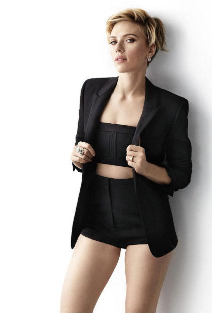 Scarlett Johansson Hot Pic no 28