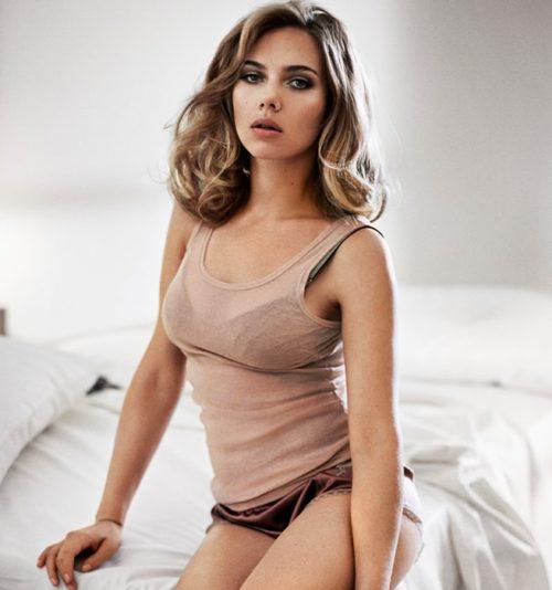 Scarlett Johansson Hot Pic no 3