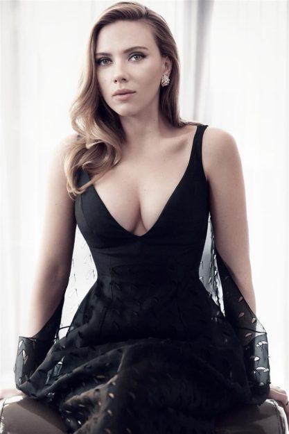 Scarlett Johansson Hot Pic no 4