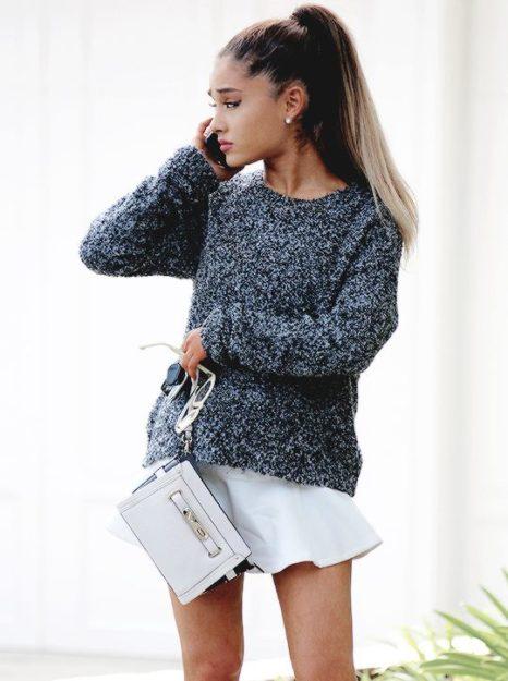 Ariana Grande Hot Pic No (6)