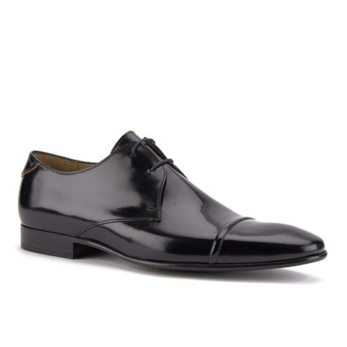 Paul Smith ROBIN HIGH SHINE CAP TOE DERBY SHOES