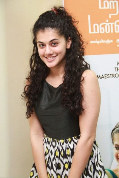 Taapsee Pannu Hot Pic No (1)