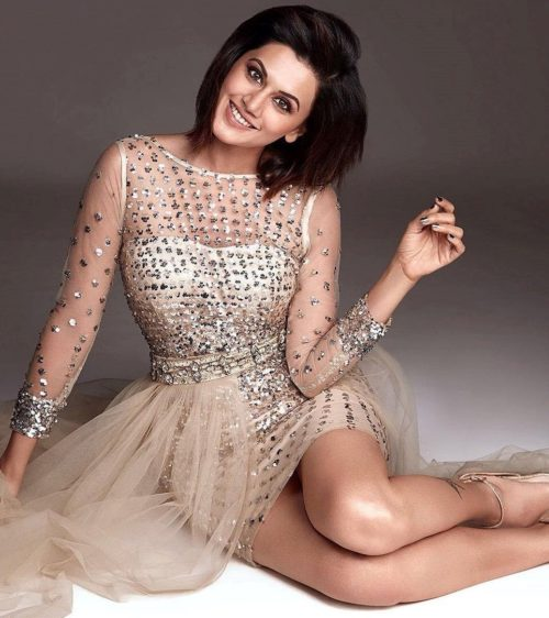 Taapsee Pannu Hot Pic No (19)