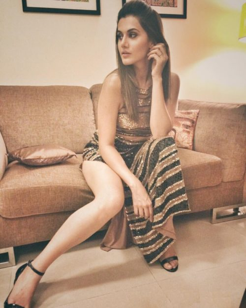 Taapsee Pannu Hot Pic No (3)