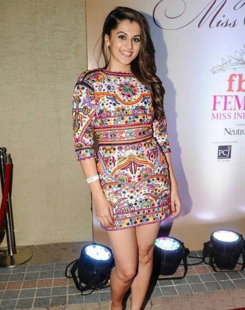 Taapsee Pannu Hot Pic No (47)
