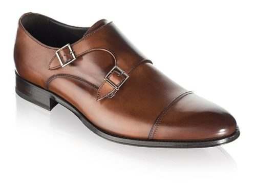 To Boot New York MEDFORD DOUBLE MONK STRAP SHOE