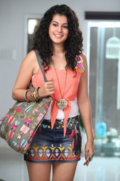 Actress Taapsee Pannu in Shadow Movie New Stills