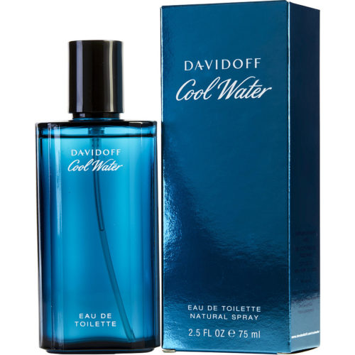 Cool Water by Davidoff Cologne Best Selling Men's perfumes