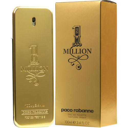 Paco Rabanne 1 Million Best Selling Men's perfumes