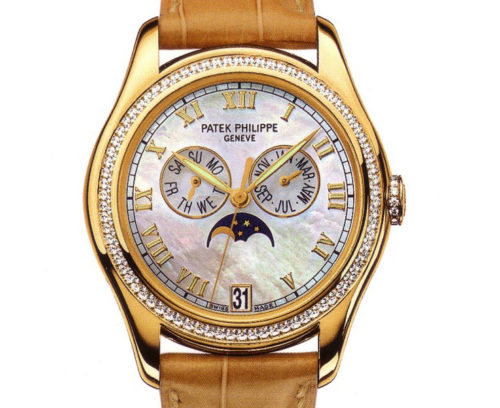 Patek Philippe Complicated Watch Most Expensive Watches for Women