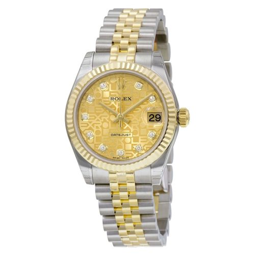 Rolex Datejust Ladies Watch Most Expensive Watches for Women