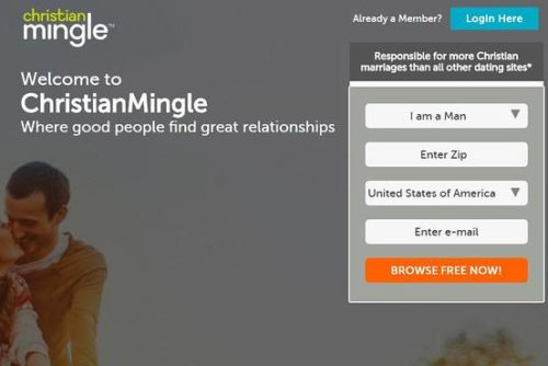 Most visited online dating sites