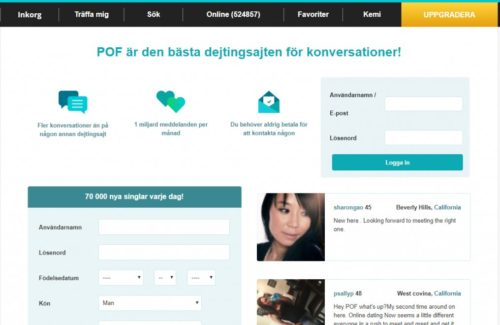 Top 10 most popular online dating sites 2018 premium free for Plenty of fish basic user search