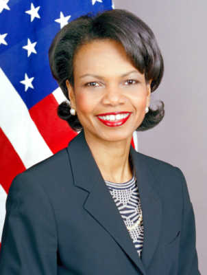 Condoleezza Rice most influence and inspirational women in the world