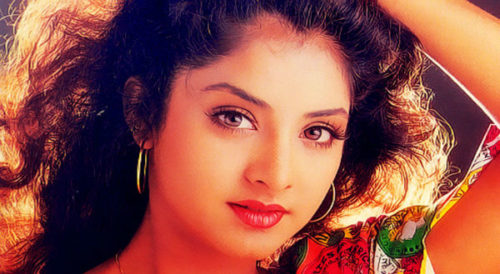 Divya Bharti Beautiful Actresses in Bollywood of all Time