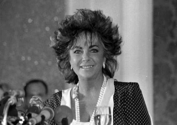 Elizabeth Taylor most influence and inspirational women in the world