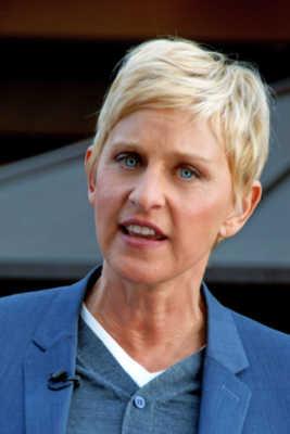 Ellen DeGeneres most influential and inspirational women in the world