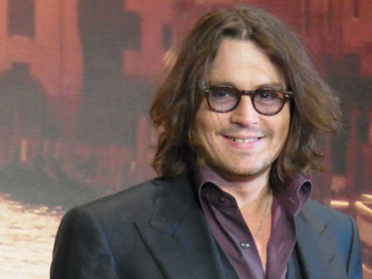Johnny Depp hottest actors in hollywood