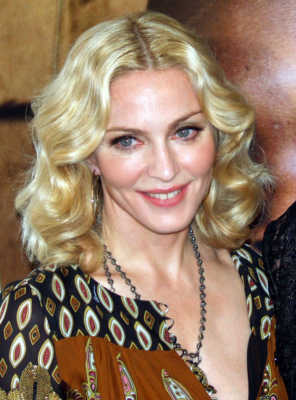 Madonna most influential and inspirational women in the world