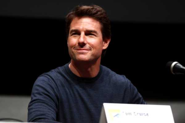 tom-cruise The Hottest Actors in Hollywood