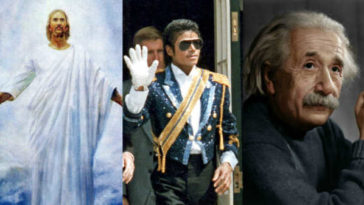 famous people of all time