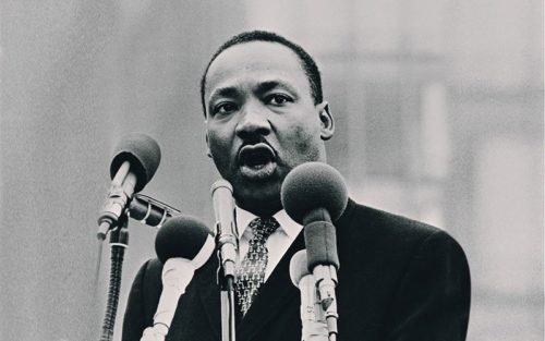 Martin Luther King. Jr