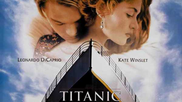 Titanic best movie of all time