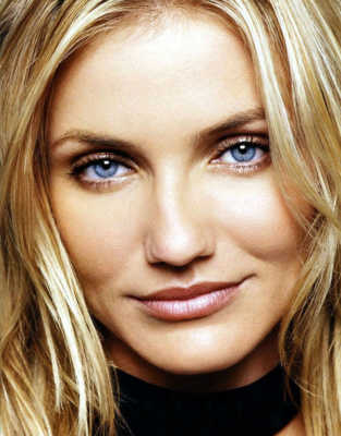 Cameron Diaz Celebrities with most beautiful eyes