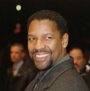 Denzel Washington African-Americans who changed the world