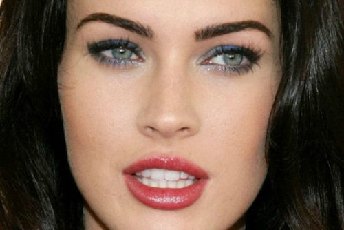 Megan Fox Celebrities with most beautiful eyes