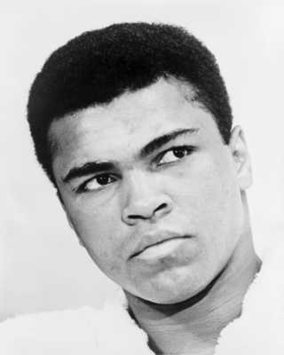 Muhammad Ali African-Americans who changed the world