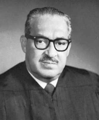 Thurgood African-Americans who changed the world