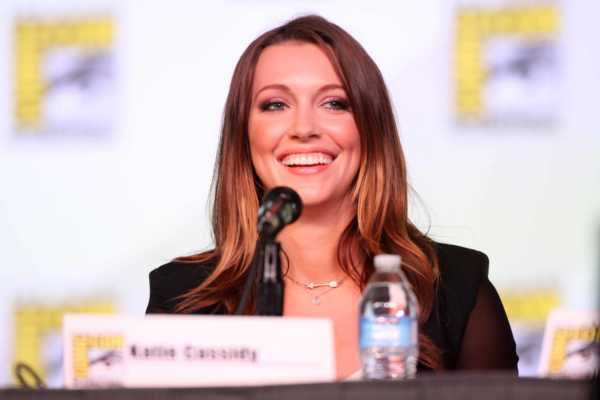 Katie Cassidy Hottest Celebrity Daughters