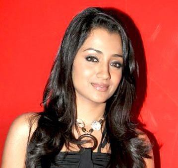 Trisha Krishnan beautiful South Indian actresses of 21st century