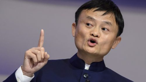 Jack Ma famose people in the world 2018