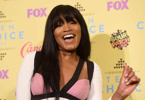 Keke Palmer hottest black female singers