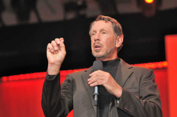 Larry Ellison Business Tycoons Who Are College Dropouts