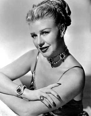 Ginger Rogers sexiest dancers of all time-min